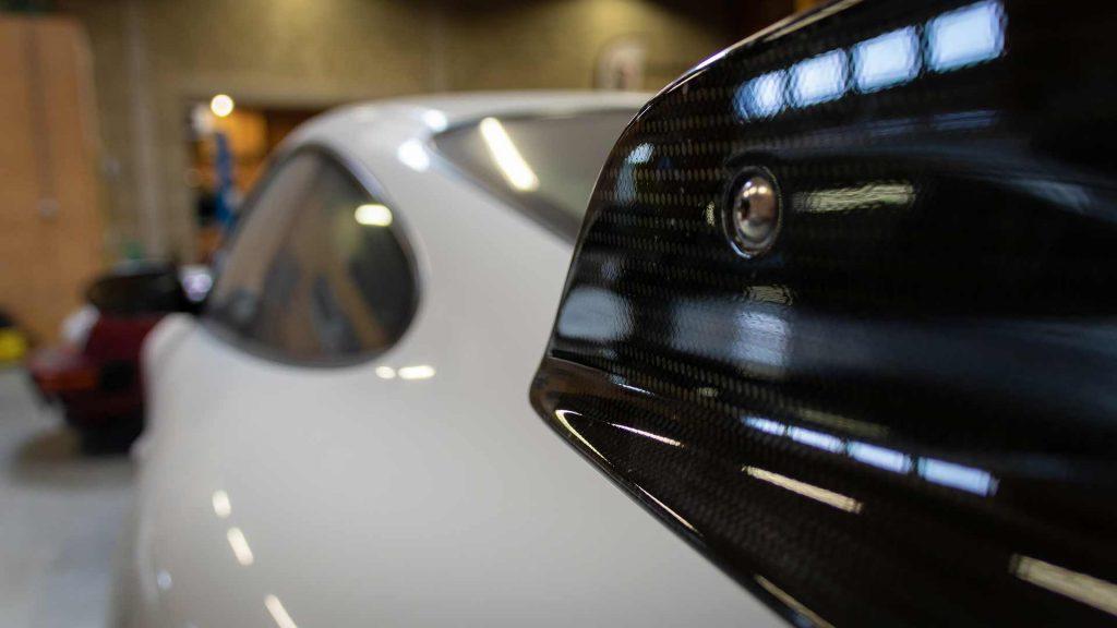 Aileron Porsche GT3 RS