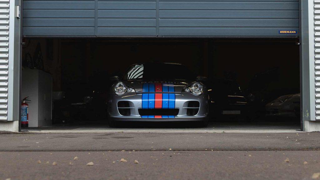 Garage Porsche