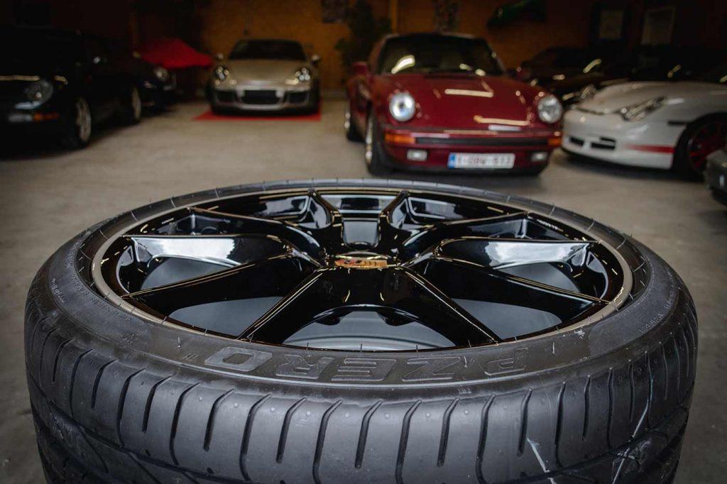 Jante Porsche