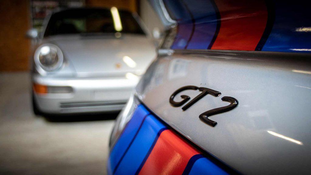 Porsche 911 GT2 à vendre